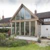 Oak Framed Extension to Listed Cottage