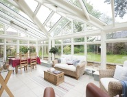 Bespoke Wooden Conservatory