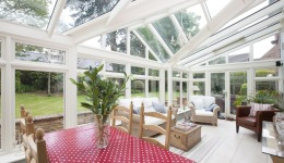 Traditional Wooden Conservatory 44