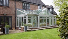 Traditional Wooden Conservatory 52